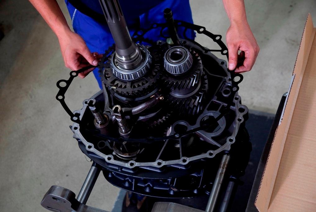 Ремонт механических коробок передач своими руками 43