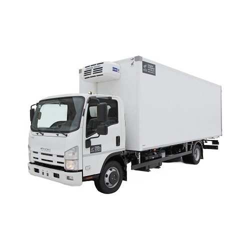 Авторефрижератор ISUZU ELF 5.5 NMR85H